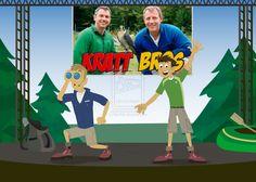 Kratt Brothers Show by RicoRob.deviantart.com on @deviantART