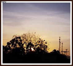 domingo sunset