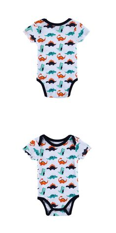 fcb82595e475 Baby Rompers Boys Girls Clothes Jumpsuit New born Baby Clothes Dinosaur Baby  Clothing Cute Animal Kids Summer Romper Body