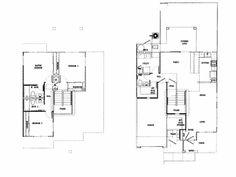 Navy Region Hawaii – Kamehameha Loop Neighborhood: 3 bedroom homes floor plan.