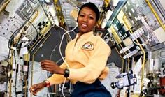 Mae Jemison talks about dreaming of going to space as a little girl, noticing the gender and racial discrimination in space exploration, and finally reaching the stars.