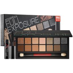 Smashbox Full Exposure Palette Yes Please! FOUND IT MUST PLEASE SANTA SOMEONE TELL HIM IM A GOOD PERSON I JUST DONT BELIEVE IN HIM UNLESS SOMEONE PROVES ME THAT SANTAS EXIST IN PEOPLE I NEED THIS ONLY A LOT THANKS