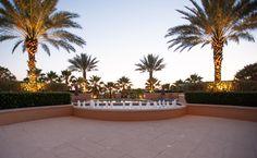 Fountain Castilo Tampa, Dusk