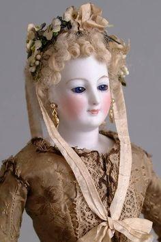 EUGENE BARROIS portrait of empress eugenie