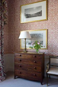 LONGLEAT HOUSE - London Interior Designer Melissa Wyndham