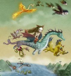 Seven Impossible Things Before Breakfast » Blog Archive » So, What Do You Call a Pack of Chimeras?*