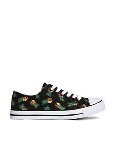 New Look Pineapple tennis ===> NEED