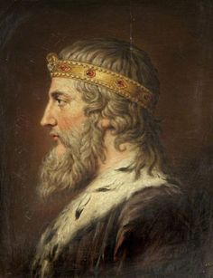 King Alfred of England. Alfred successfully defended his kingdom against the Viking attempt at conquest, and by the time of his death had become the dominant ruler in England Anglo Saxon Chronicle, Anglo Saxon Kings, Anglo Saxon History, European History, British History, Ancient History, American History, Ancient Aliens, Uk History