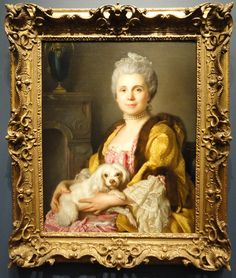 Portrait of Madame Freret Dericour, Joseph-Siffred Duplessis, 1769
