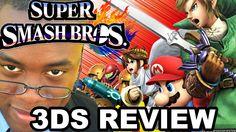 SUPER SMASH BROS 3DS REVIEW : Black Nerd reviews Super Smash Bros. for Nintendo 3DS and the best secret character ever!