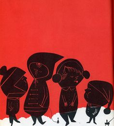 """I Want To Whistle"" (1958)  | Illustrator: Abner Graboff"