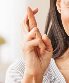 The Surprising History Behind The Double Meaning Of Crossing Our Fingers+ Fingers Crossed Meaning, Crossed Fingers, Finger Meaning, Cross Your Fingers, Finger Hands, Success And Failure, Reference Images, Meant To Be, Interesting Reads
