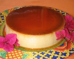 Best Flan Recipe Ever-Guaranteed! My friend from Puerto Rico gave me this recipe. This flan is fabulous and easy to make! This is a family recipe she learned from her Mother. There are only 4 ingredients, it is super easy! Philipinische Desserts, Filipino Desserts, Delicious Desserts, Dessert Recipes, Yummy Food, Filipino Food, Cake Recipes, Postres Filipinos, Best Flan Recipe