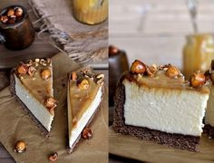 Cheesecake with condensed milk INGREDIENTS: For the dough: ● 125 g of oil; Czech Recipes, Russian Recipes, Köstliche Desserts, Delicious Desserts, Condensed Milk Ingredients, Sweet Cooking, Good Food, Yummy Food, Cheesecake Recipes