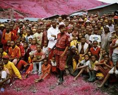Infrared Congo - INFRA | Richard Mosse