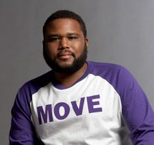 "My ""Louis"" character inspiration (perfect that he was active in Alzheimers cause!) Anthony Anderson:   Alzheimer Champion"