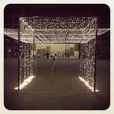 เช่าไฟปิงปอง & ตกแต่งสถานที่งานแต่งงาน งานปาร์ตี้ ทั่วประเทศ 086-996-1208: บริการประดับไฟตกแต่ง #event #party #KU #wedding #w...