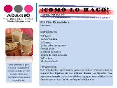 receta bebida Resbaladera