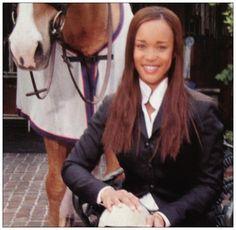 Paige Johnson (Equestrian) | Black Female Equestrians