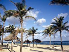 Playa del Este de Cuba