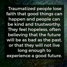 PTSD post traumatic stress disorder veterans trauma quotes recovery symptoms signs truths coping skills mental health facts read more about PTSD at Mental Health Facts, Trauma Quotes, Ptsd Awareness, Feeling Hopeless, Post Traumatic, Stress Disorders, Narcissistic Abuse, Narcissistic Husband, Personality Disorder