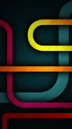 Abstract-Shapes-iPhone-hd-Wallpaper
