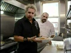 Rinos in Boston for lobsta ravioli... As seen on diners drive ins and dives!! Yes please!!