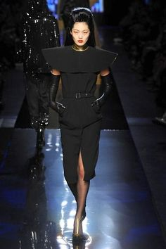 * Jean Paul Gaultier Haute Couture automne-hiver 2014-2015 RINJARD Loïc