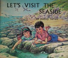 Let's Visit the Seaside by Audrey Tarrant, http://www.amazon.com/dp/0855030291/ref=cm_sw_r_pi_dp_Y.6Vrb0VD4XPP