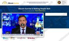 Otestovali jsme aplikaci Bitcoin Sunrise a přinášíme vám naše zjištění v naší recenzi. Víme, jaké jsou s tímto programem zkušenosti, a dopředu můžeme říct, že nejsou dobré. Více vám řekne náš podrobný test. Cnn Live, Sunrise, Sunrises