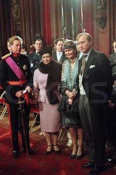 Hereditary Grand Duchess Maria Teresa, December 4, 1999