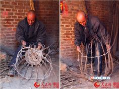 Liu Daolin is during work http://www.chinatraveltourismnews.com/2015/03/wicker-basket-disappearing-folk.html