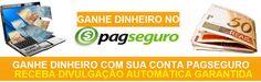 PagSeguro Bem vindos ao Projeto Site/Grupo : PagSeguro Desde Já Obrigado por sua Visita http://ganhecompagseguro.webyhost.com.br/FranciscoSilverio
