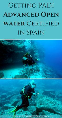 Getting PADI Advanced Open Water Certified in Fuerteventura, Spain