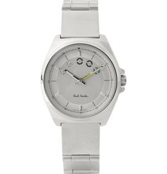 Five Eyes Stainless Steel Watch- Paul Smith