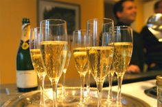 Three glasses of champagne could help prevent dementia and Alzheimer's disease