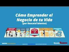 (Webinar Práctico) Crea El Negocio de tu Vida - 2ª Parte ➜ http://rescatatalentos.com/webinar-practico/