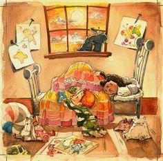 Ilustração Rosana Urbes