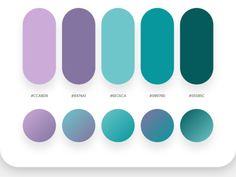 Dopely Colors by Mehdi Khodamoradi Pantone Colour Palettes, Color Schemes Colour Palettes, Pantone Color, Flat Color Palette, Colour Pallette, Photoshop, Color Swatches, Color Of Life, Color Card