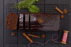 bardzo prosty piernik świąteczny z czekoladą Xmas, Christmas, Dessert Recipes, Baking, Sweet, Inspiration, Fit, Honey, Passion