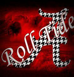 Love some Alabama Crimson Tide Football :>>)
