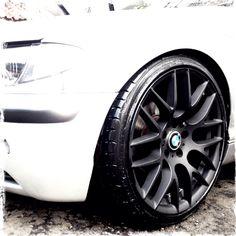 Black Rims for E46 #318i #BMW