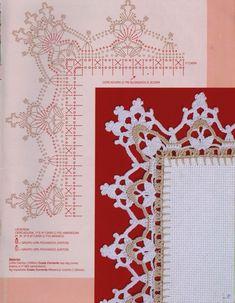 Inspirações de Croche com Any Lucy: Barrados