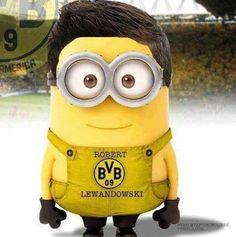 Lewandowski ⚽