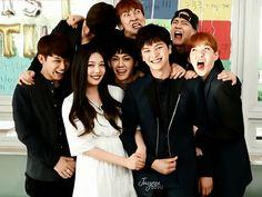 Sungjae And Joy, Btob, Red Velvet, Ships, Korean, Couples, Boats, Korean Language, Couple