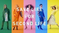 Fashionable Transplant Campaigns - 'Second Life Fashion' Raises Awareness for Organ Donation (VIDEO)