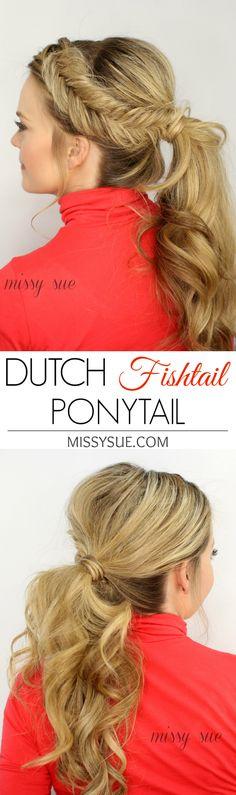 Dutch Fishtail Pony