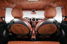 "Bentley Inspired Mini Cooper S ""The Italian Job"""