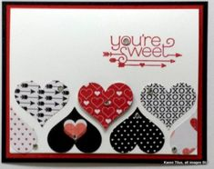 Diy valentines day cards handmade 65