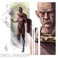 Magneto - Daniel Barajas